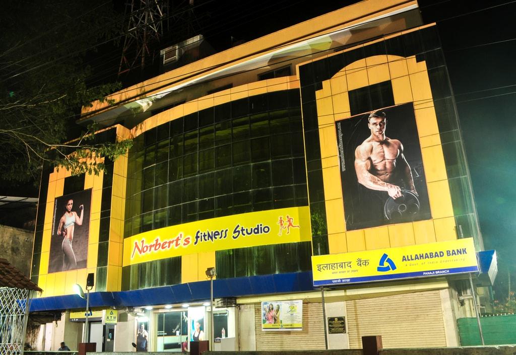 Norbert's Fitness Studio, St. Inez, Panjim, Goa