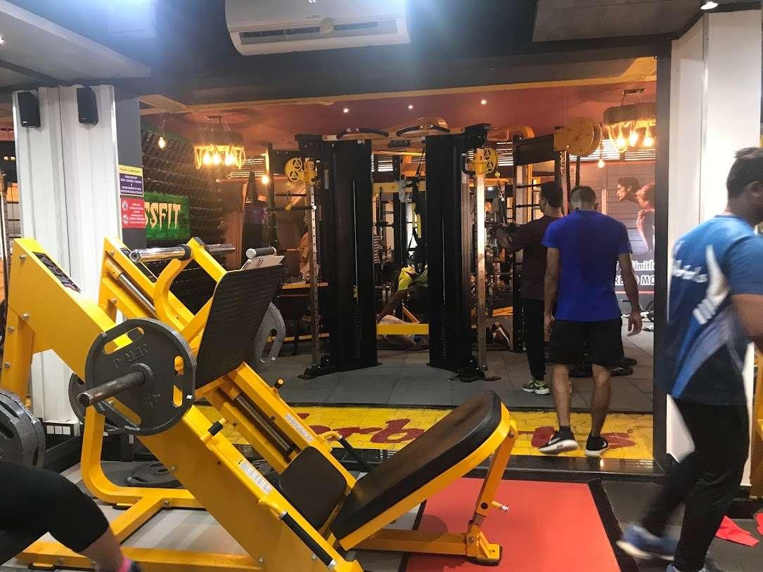 Norbert's Fitness Studio, Canacona, Goa
