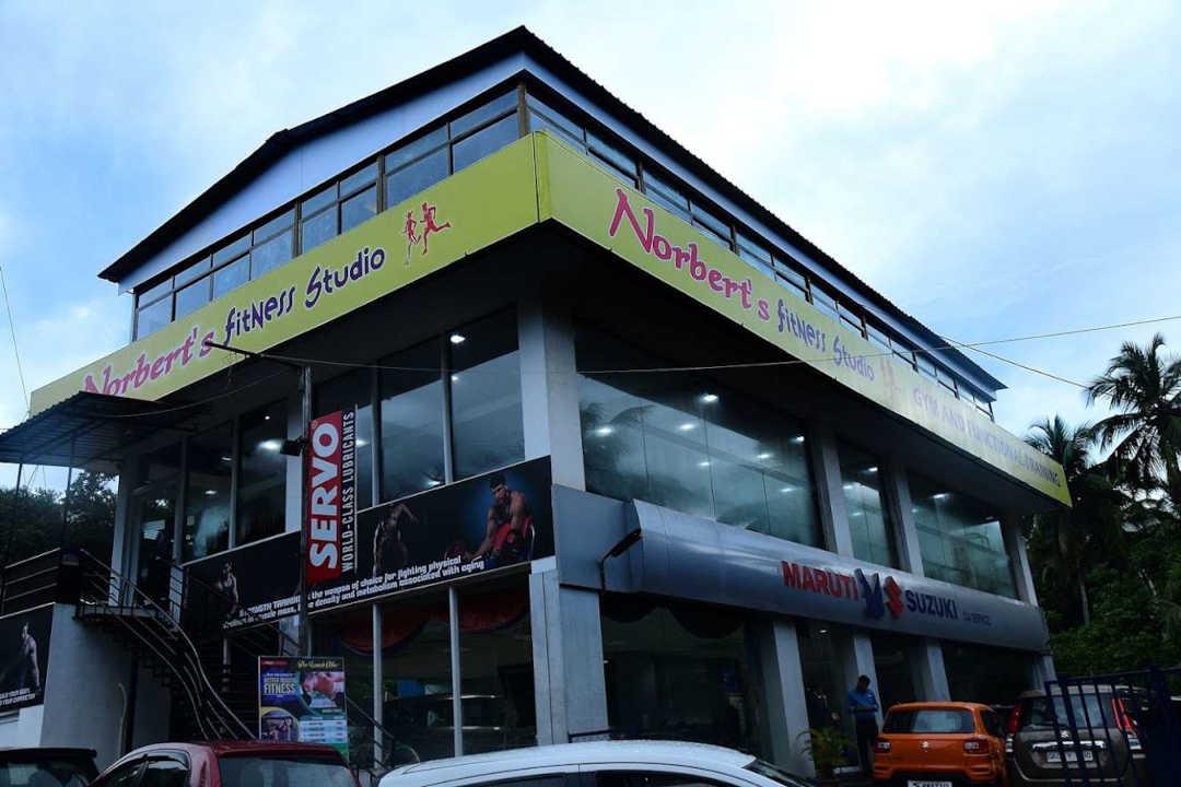 Norbert's Fitness Studio, Chicalim, Vasco, Goa